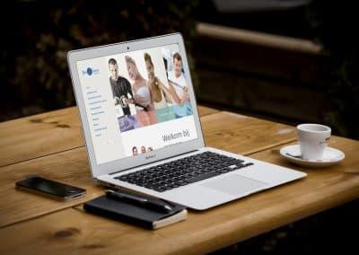 Website Bodyshaping Brugge