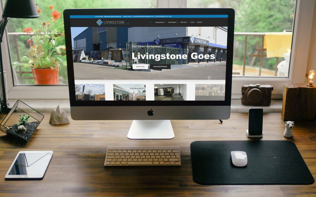 Website Livingstone Goes