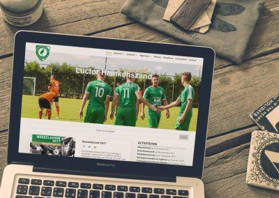 Website Luctor Heinkenszand