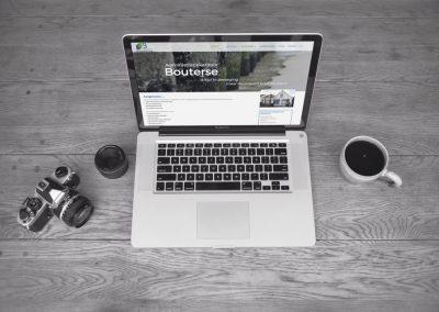 Website Bouterse Administratie