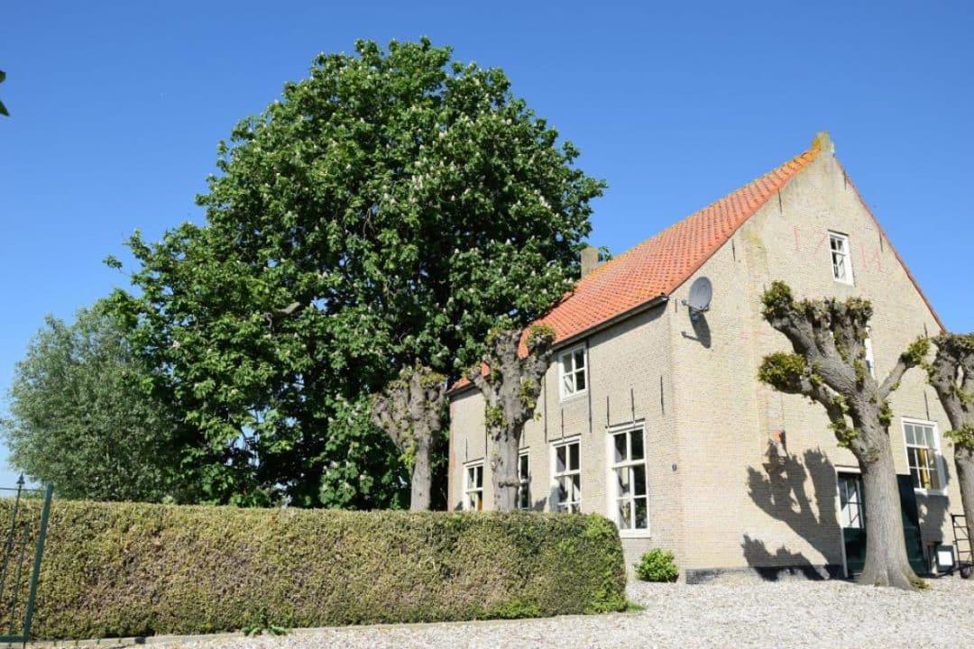 Vakantiehuis voor 10 personen in Zeeland