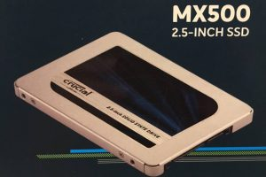 SSD inbouwen