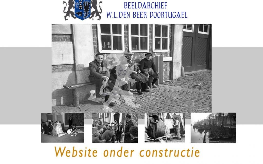 Beeldarchief W.L. Den Beer Poortugael – Veere