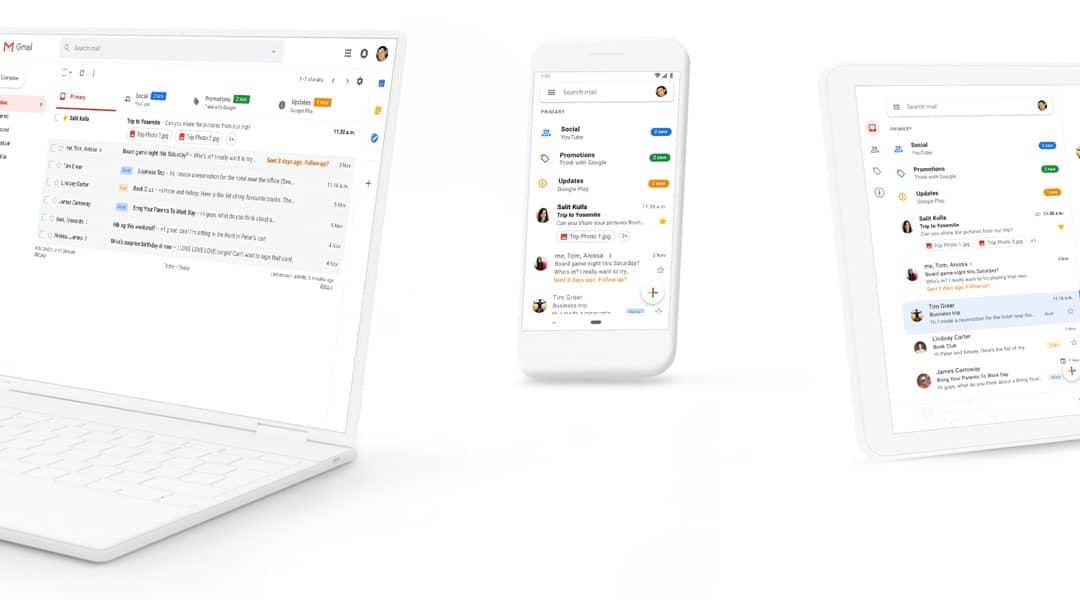 Hoe gebruik je een extern mailadres in Gmail?