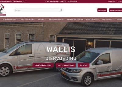 webshop Wallis Diervoeding