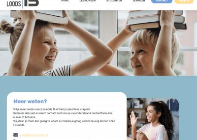 Website Lesloods15