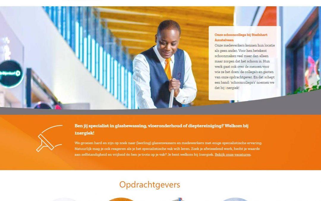 Hosting en onderhoud 1nergiek.nl