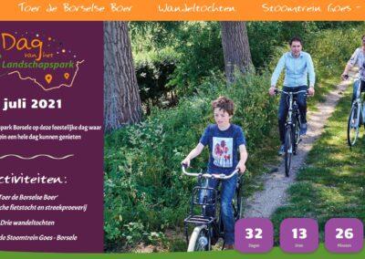 Website dagvanhetlandschapspark.nl