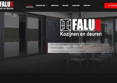Hosting en onderhoud Falux.nl