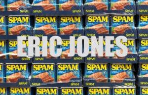 spam van eric jones